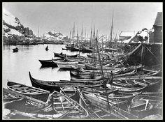 Sund i Lofoten. Lofoten, Arctic Circle, Fishing Villages, Fishing Boats, Old Pictures, Norway, Neverland, World, Islands