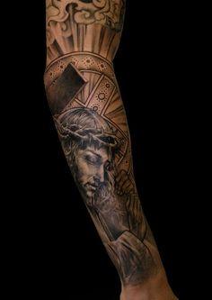 M4NTATTS #superjamaca #m4ntatts #sleevetattoo #tattoos for #guys