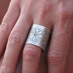 Embella Jewellery - Flower Girl Ring Love!❤️