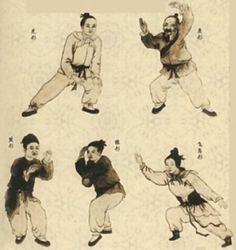 Chi Gong (Qigong) Exercise