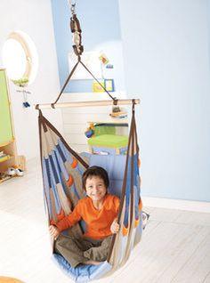 New ikea ekorre hanging chair hammock swing seat child for Indoor swing seat