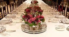 37 espectaculares centros de mesa para bodas