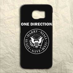 1d Ramones for iphone 4/4s/5/5s/5c/6/6 Samsung by MERMEKAH on Etsy