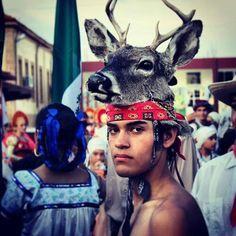 yaqui deer dancer