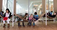 Four nominated for the award as the world's best public library: Slots- og…
