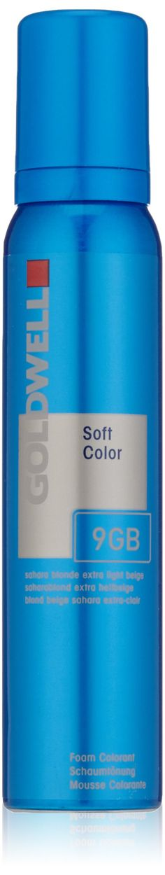 Goldwell Colorance Soft Color 5N Light Brown 4 oz / 125 ml. Color: Blonde. Goldwell Colorance Soft Color (Can) 9GB Sahara Blonde: Buy Goldwell Hair Color Semi-Permanent - Goldwell Colorance Soft Color (Can): A conditioning, temporary coloring foam for increased gloss, color brilliance and vibrant fashion effects Free of alkalinity and oxidantsDetails provided by Goldwell. Item Condition: 100% authentic, new and unused. Goldwell Colorance Soft Color (Can) 9GB Sahara Blonde. Type: Hair Color.