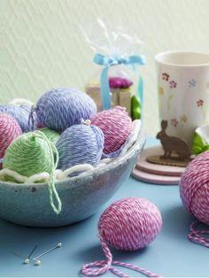 Ostereier gestalten: Kreatives Eierlei
