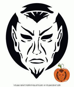 Fantastic And Awesome Stencil Satan Symbol Tattoo