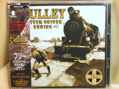 CD/Japan- PULLEY Esteem Driven Engine w/OBI RARE ESCA-6487 - TEN FOOT POLE #Punk