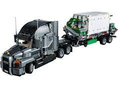 € expédition /& OVP /& NOUVEAU! 42062 conteneurs de transport /& 0 LEGO ® technologie