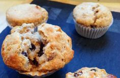 Morning muesli muffins recipe - goodtoknow