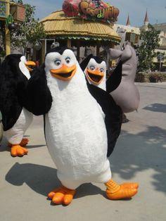 Little Yarn Friends • Lil' Kowalski (Penguins of Madagascar)