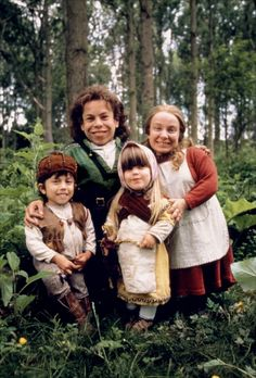 Willow (1988)- (& family) One of my favorites!