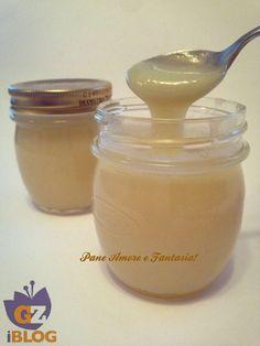 Latte condensato - ricetta casalinga