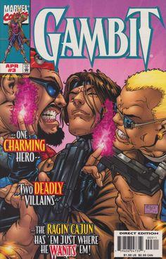 Gambit Vol. 3 # 3 by Steve Skroce