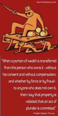 Bitcoin, Food and Feudalism - Nourishing Liberty