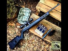 Magpul Hunter X22 Stock Review Ruger 10 22 - YouTube