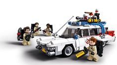 LEGO Ghostbusters Ecto-1 coming soon!