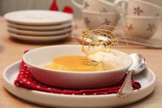 Karamellpudding Fondue, Dessert Recipes, Dessert Ideas, Panna Cotta, Sweet Tooth, Deserts, Sweets, Cheese, Baking