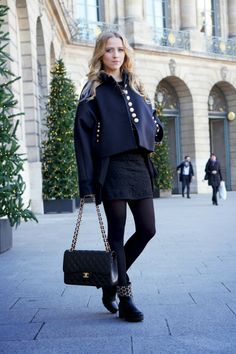 JEMERCED by Jessy Mercedes: MY FIRST CHANEL BAG + Place Vendôme, PARIS