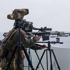 Norwegian KJK snipers