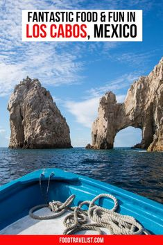 Visit Los Cabos, Mexico for a true food lovers vacation. You'll not only find scrumptious food choices but lots of things to do too. Enjoy water sports, just relaxing on the beach or by the pool. Check out the nightlife and all the wonderful restaurants for tasty Mexico food. #LosCabos #MexicoTravel