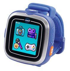 VTech Kidizoom Smartwatch, Blue VTech http://www.amazon.com/dp/B00KS11ETM/ref=cm_sw_r_pi_dp_UYl1vb1Q69XFV