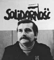 Emblematic of a liberated Poland, Lesh Walesa was an electrician before becoming politician with Solidarnosc, He was the leader.... His political career began by his activity Solidarnosc (Solidarity), the first independent trade union in the Soviet zone of influence. This movement claims peaceful and based on non-violence, strong symbol for years.... Very many people consider, alongside John Paul II, as the liberator of Poland from communist rule.