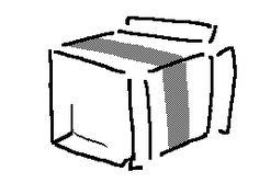 Five Nights at Freddy's old anamatronic box  GIF