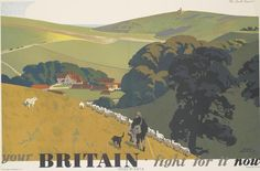 Frank Newbould, Your Britain - Fight for it Now [South Downs]