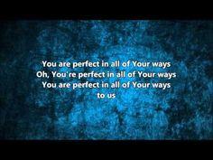 Chris Tomlin ~ Good, Good Father - lyrics