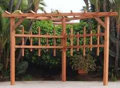 old growth again triangle arbor pergola ideas picture