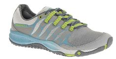 Merrell All Out Fuse Sleet/Lime -Womens