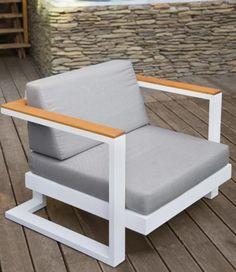 Металлическое массивное кресло в белом каркасе Welded Furniture, Industrial Design Furniture, Loft Furniture, Iron Furniture, Steel Furniture, Deco Furniture, Home Decor Furniture, Pallet Furniture, Furniture Design
