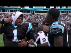 Cam Newton Mic'd Up Against The Buccaneers (12/24/11) & he breaks another record....Rookie of the year, greatest in motion