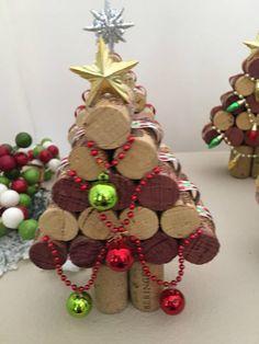 Bouchon de vin arbre de Noël... Décorations de Noël de Liège