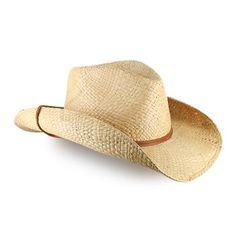 Stetson Straw Fashion Cowboy Hat