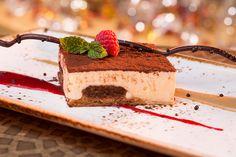 Tiramisu Recipe - Classic Italian Sweet Endings at Trattoria al Forno at Disney's BoardWalk