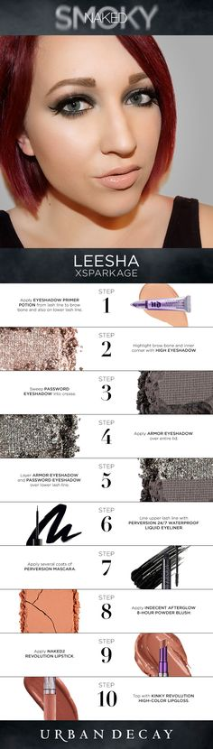 Eye color facts urban decay 41 Ideas for 2019 Urban Decay Smokey Palette, Urban Decay Smoky, Urban Decay Makeup, Smoky Palette, Naked Palette, Kiss Makeup, Beauty Makeup, Makeup Set, Eye Color Facts