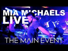 Mia Michaels Live at The Main Event NYC, August 2018 Event Creator & Director: Brian Friedman Film Director/DP: Edited by: Brian Friedman Con. Mia Michaels, Dance Dance Revolution, Maine, Concert, Youtube, Movies, Movie Posters, Films, Film Poster
