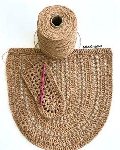 Marvelous Crochet A Shell Stitch Purse Bag Ideas. Wonderful Crochet A Shell Stitch Purse Bag Ideas. Bag Crochet, Crochet Market Bag, Crochet Handbags, Crochet Purses, Love Crochet, Crochet Summer, Crochet Cross, Knitting Patterns, Crochet Patterns