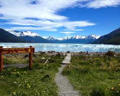 Canal de los Tempanos - Parque Nacional de los Glaciares - #Argentina