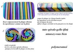 tuto spirale-gello(2) by Polymeramoi, via Flickr