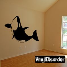 Fish Wall Decal - Vinyl Decal - Car Decal - DC222