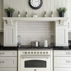 mantle over stove as hood