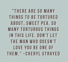 20 Cheryl Strayed quotes that will punch you in the gut (20 photos)