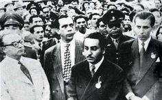 Rómulo Betancourt, Leonardo Ruíz Pineda y Carlos Andrés Pérez (1945)