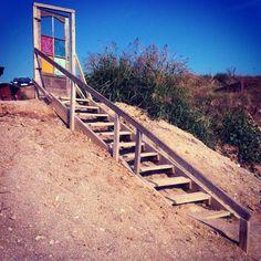 Stairway - and door to heaven?