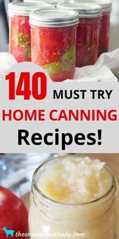 How to Can Food Canning Food Recipes Home Canning Best Canning Recipes Preserving Food Self Sufficiency Home Canning Recipes, Pressure Canning Recipes, Cooking Recipes, Pressure Cooking, Jar Recipes, Freezer Recipes, Freezer Cooking, Cooking Food, Drink Recipes