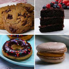 4 Classic Desserts Made Vegan by Tasty